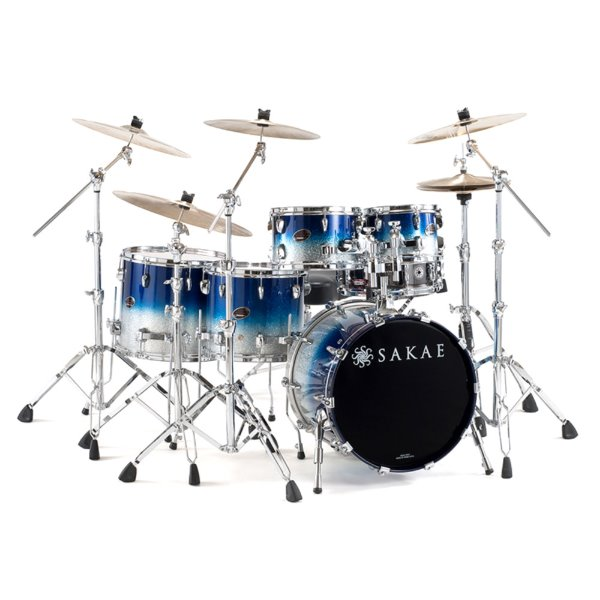 Sakae Almighty Rock Drum Set
