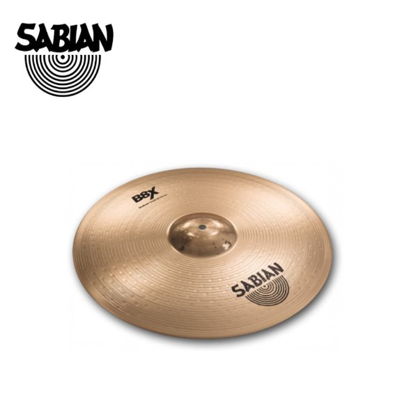 "SABIAN 18"" B8X Medium Crash 41808X 사비안 심벌"