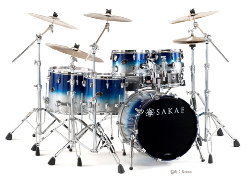 사케드럼  Sakae Almighty Drum Shell Pack Ocean