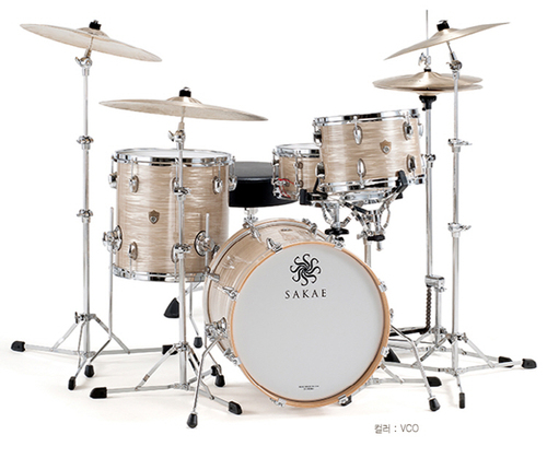 사케드럼  Sakae Trilogy Drum Shell Pack VCO