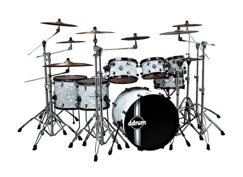DDrum Reflex Custom WB 드럼세트