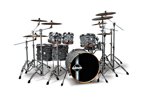 DDrum Reflex Custom GB 드럼세트