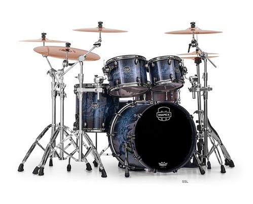 MAPEX SATURN-IV MH EXOTIC 퓨전 5기통