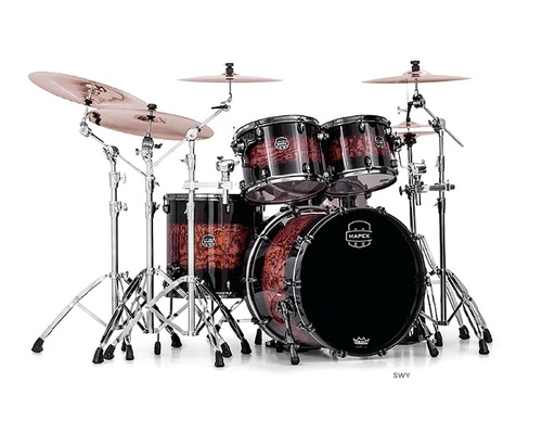 MAPEX SATURN-IV MH EXOTIC 스탠다드 5기통